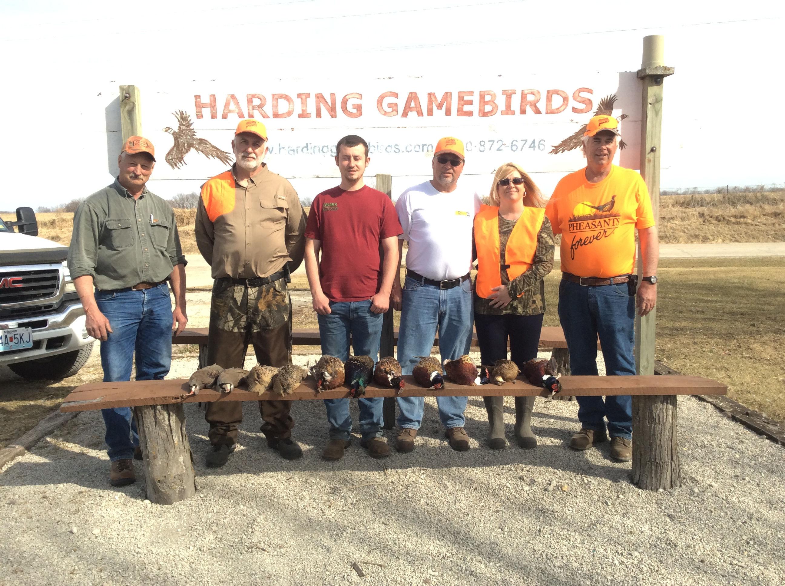 Gamebird Hunts - Pheasant, Quail & Chukar Hunting in