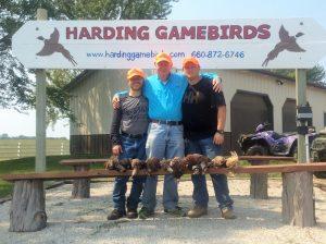 Quail & Pheasant Hunting Trips in Missouri